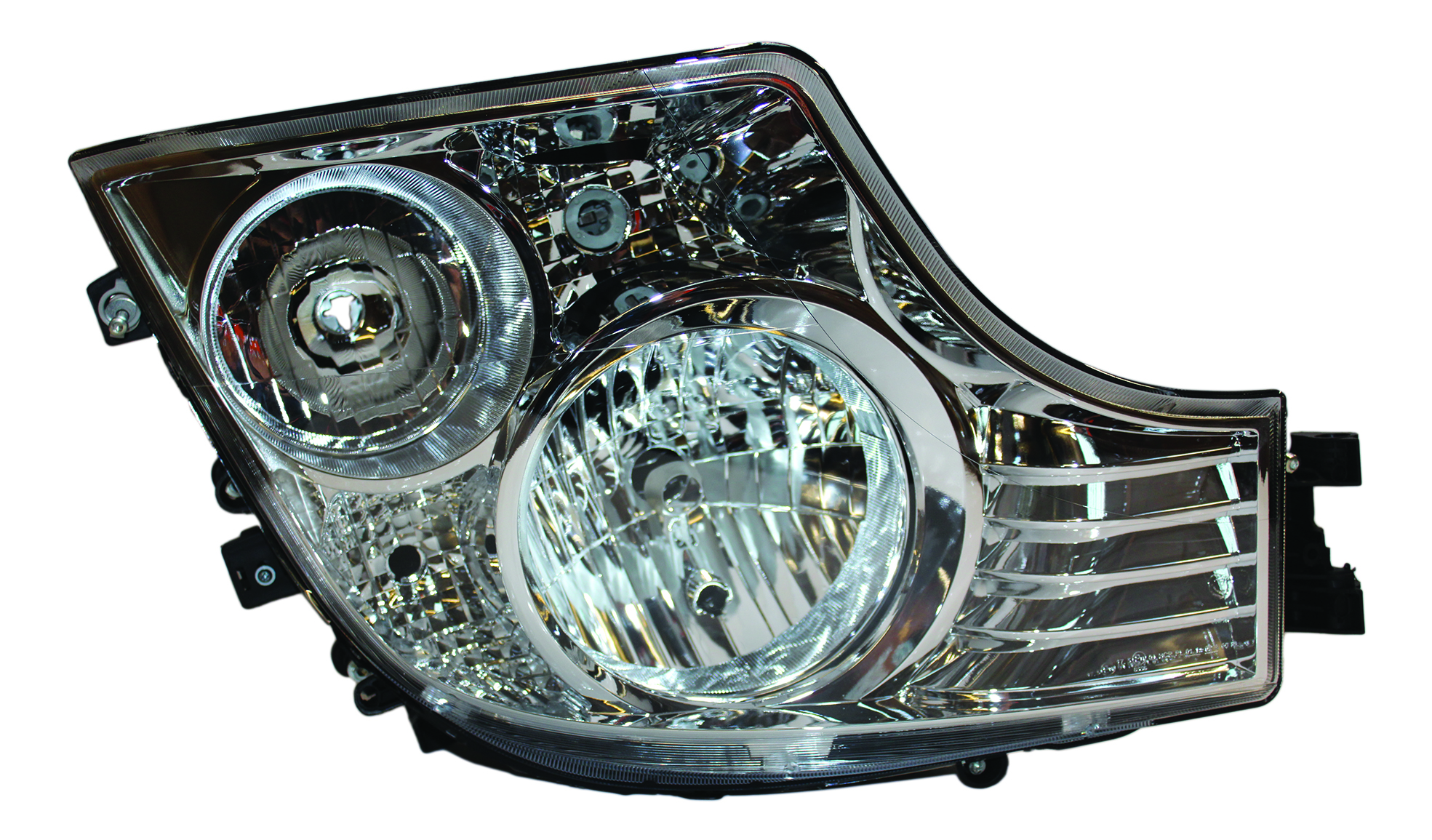 MERCEDES-BENZ ACTROS MP4 HEADLAMP OFFSIDE