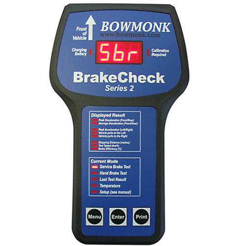 BRAKECHECK TO PC TRUCK ONLY