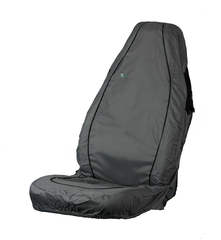 AIR BAG COMPATIBLE COVER- GREY