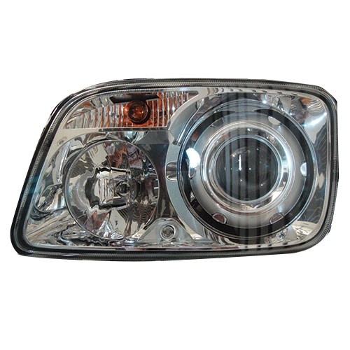 MERCEDES-BENZ ACTROS MP3 HEADLAMP NEARSIDE - ELECTRIC LEVELLING
