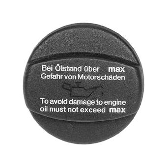 MERCEDES-BENZ ACTROS OIL FILLER CAP