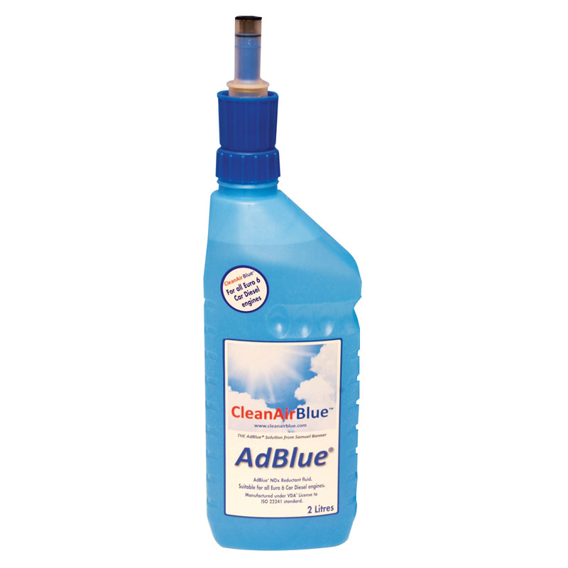 ADBLUE 2L BOTTLE WITH NOZZLE