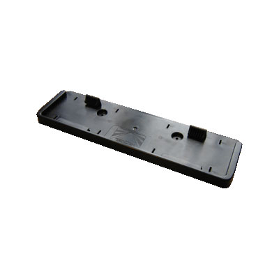 NUMBER PLATE HOLDER FOR OBLONG TYPE
