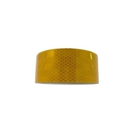 YELLOW CURTAIN SIDE TAPE 12.5M X 50MM ECE104