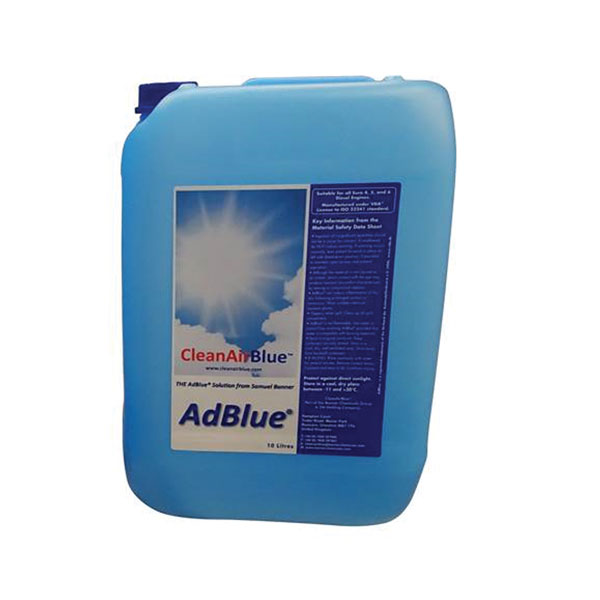 ADBLUE FUEL ADDITIVE 18LTR