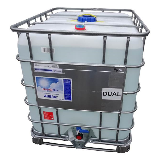 ADBLUE FUEL ADDITIVE 1000LTR IBC