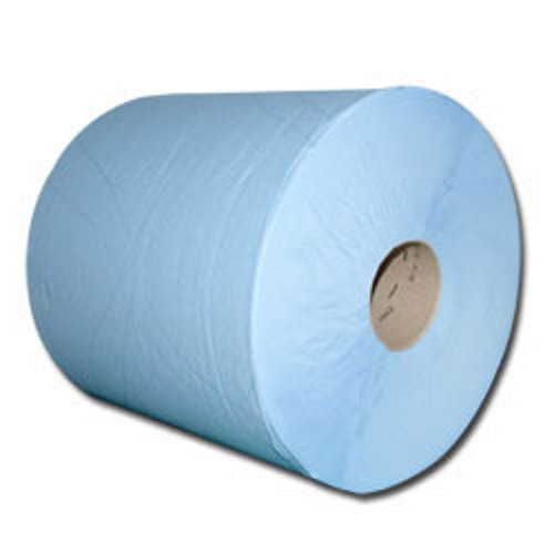 PAPER TOWELS BLUE WIPER ROLL