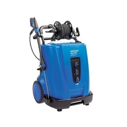 NILFISK NEPTUNE 2-25X HOT WATER PRESSURE WASHER WITH REEL