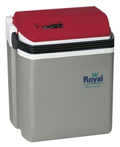 THERMOELECTRIC COOLBOX  12V  20L CAPACITY