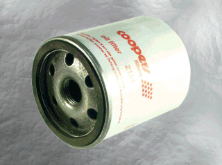 HEAVY DUTY TRUCK OIL FILTER COOPERS Z1276
