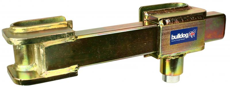 HEAVY DUTY CONTAINER LOCK FOR HIGH RISK APPLICATIONS