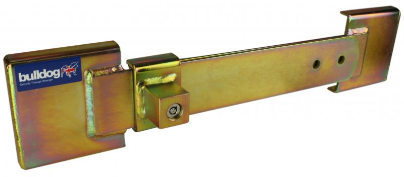 BULLDOG BOX TRAILER LOCK 2009 ONWARDS
