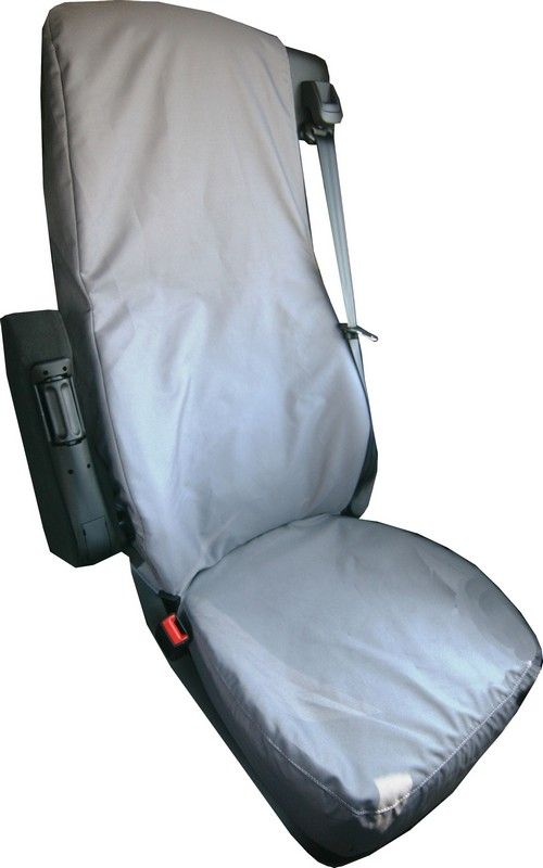DAF CF and XF Passenger Seat Cover- Grey