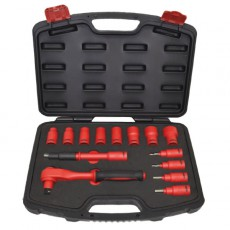14-Piece Insulated Socket Set