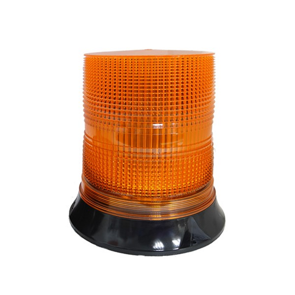 Amber LED Jumbo Beacon - 12V/24V