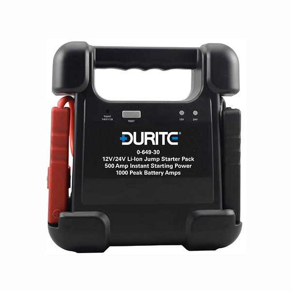 12V 500amp 24V 250amp  Jump starter pack Durite