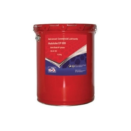12.5KG CARLUBE AUTOLUBE 000EP (RED)
