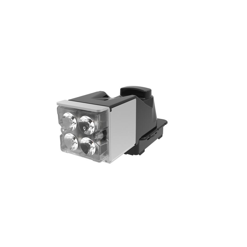 LED Auxiliary Module: Axios, alley light, 12-24VDC