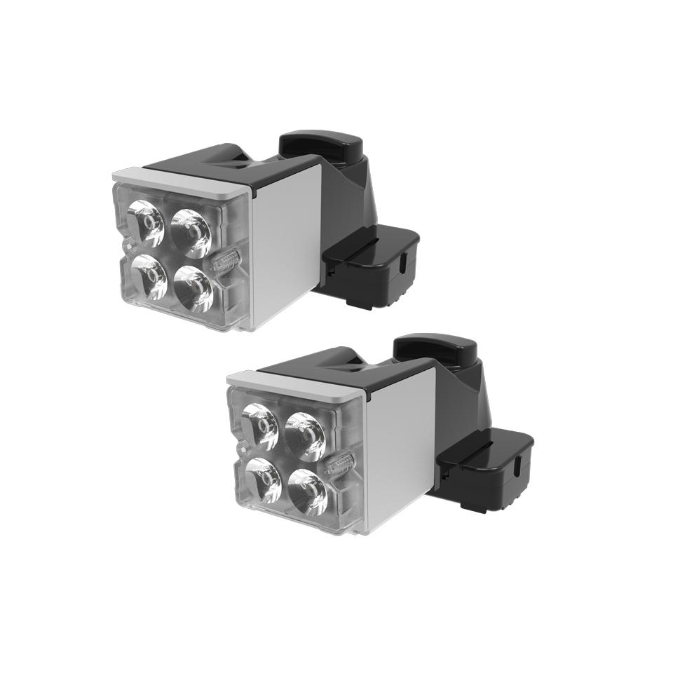 LED Auxiliary Module: Axios, worklamp, 12-24VDC, x 2