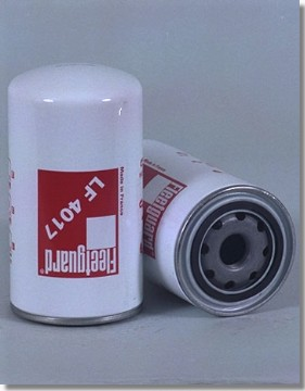 HEAVY DUTY HGV OIL FILTER - FLEETGUARD LF4017