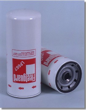 HEAVY DUTY HGV OIL FILTER - FLEETGUARD LF667