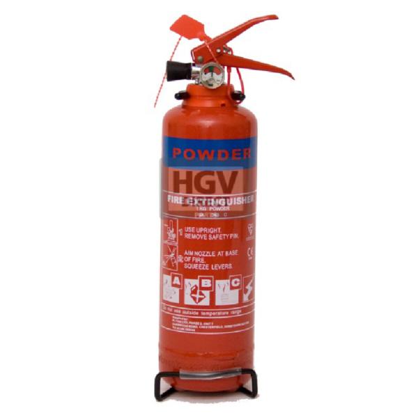 FIRE EXTINGUISHER ABC POWDER 1KG
