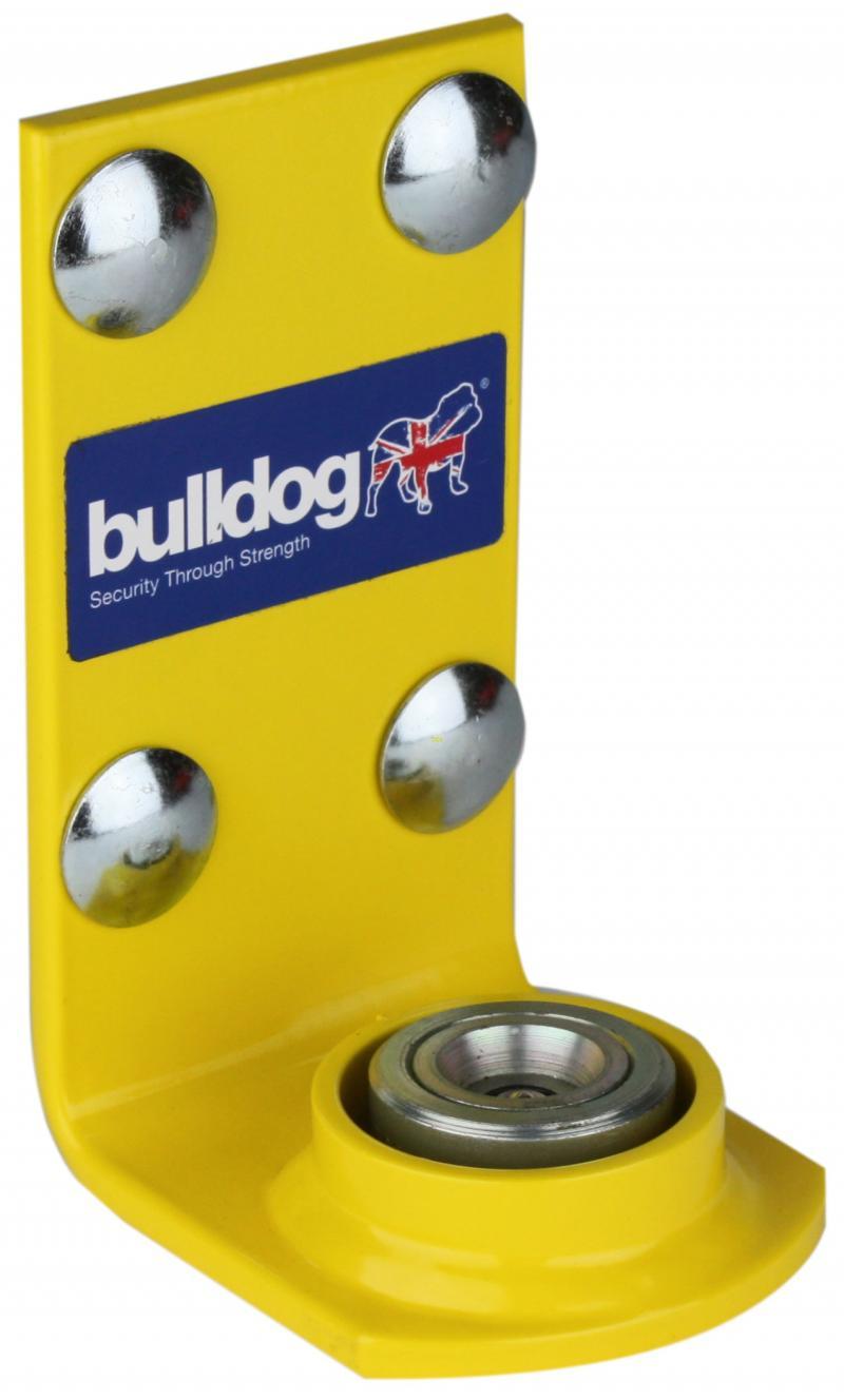 GARAGE DOOR LOCK COMPLETE WITH GROUND TUBE & BULLDOG LOCK BOLT