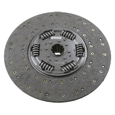 DAF CF85 CLUTCH PLATE - ASTRONIC