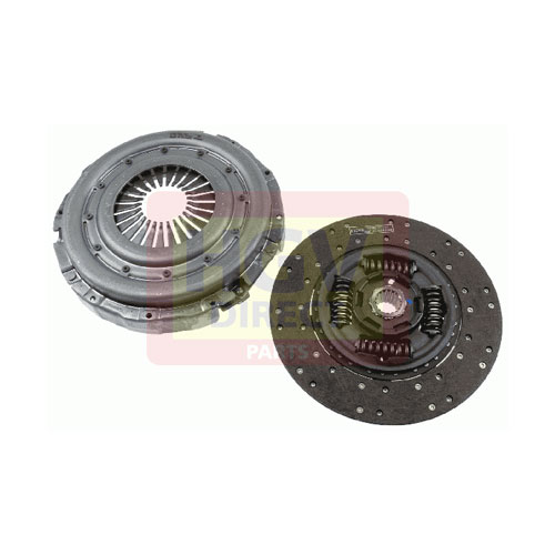 MERCEDES-BENZ ATEGO 815 GENUINE CLUTCH KIT 2 PIECE
