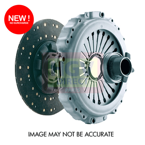 DAF/SEDDON 430MM SINGLE PULL CLUTCH KIT NEW