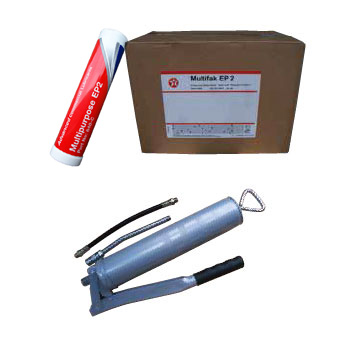 24 GREASE CARTRIDGES AND GREASE GUN BUNDLE