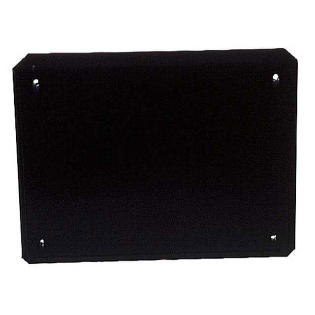 Hazard Plate Holder 400mm x 300mm