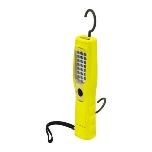 MAGNETIC LED HANDLAMP INCLUDING CHARGER - HI VIS YELLOW