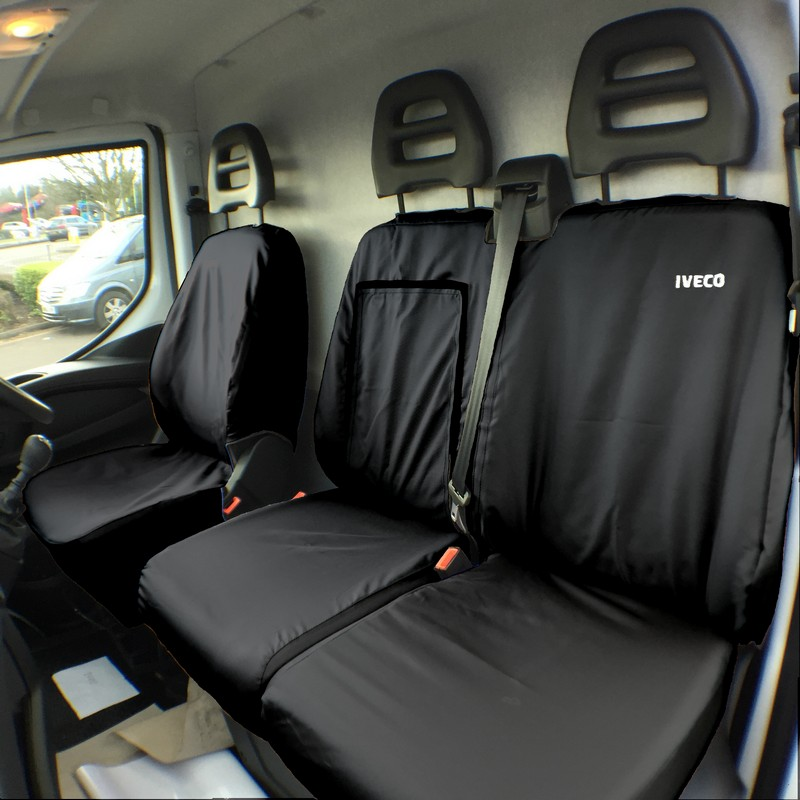 Iveco Daily 2014 Front Set- Black