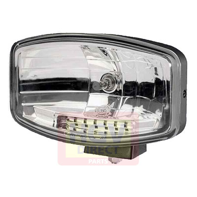 HELLA JUMBO 320 FF DRIVING LAMP WITH LED POSITION SIDELIGHT