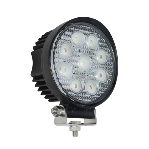 LED Work Lamp 12-24v Round Worklamp 2160 Lumens