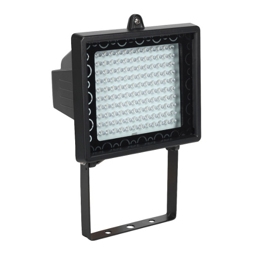 LED FLOODLIGHT WITH WALL BRACKET - 230 volt