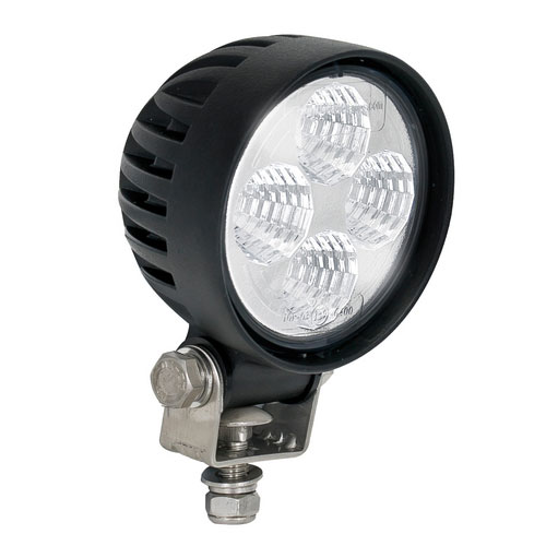 10-30V LED WORKLAMP BLACK HOUSING