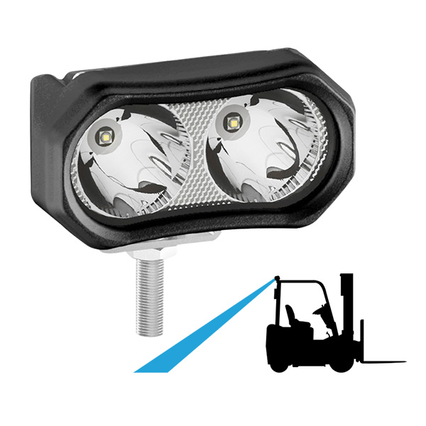 BLUE FORKLIFT LLOP SAFETY SPOT LAMP