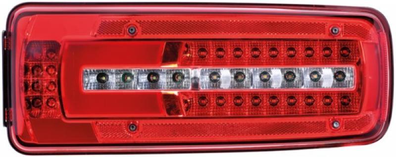 DAF CF LF AND XF 24V LED REAR LAMP RH