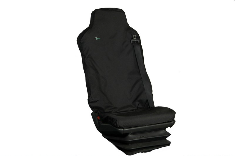 LEFT HAND DRIVE IVECO, MAN & MERC TRUCK SEAT COVER- BLACK