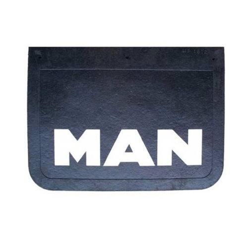 PRINTED RUBBER MUDFLAP MAN 16INCHX12INCH
