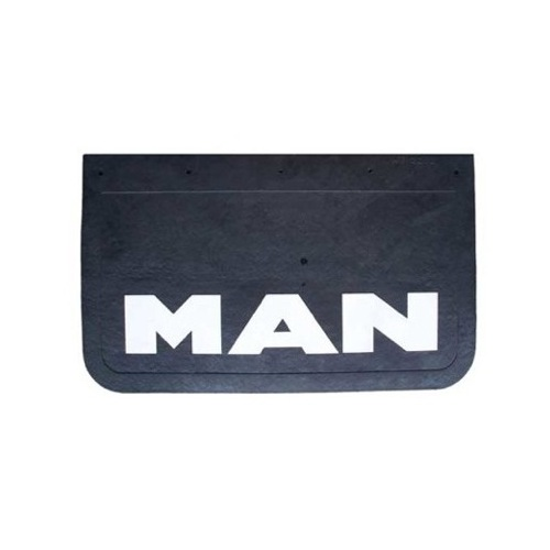 PRINTED RUBBER MUDLFAP MAN 20INCH X 12INCH