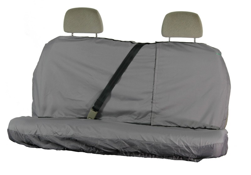 MULTI FIT REAR EXTRA LARGE SEAT COVERS (UP TO 163CM WIDE)- GREY