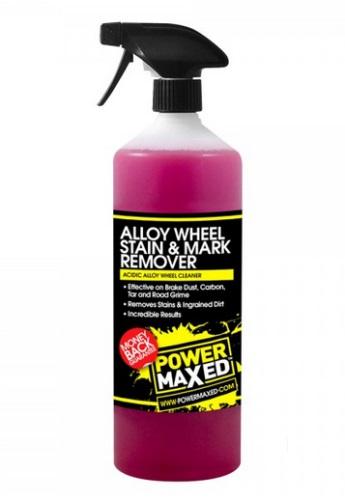 Power Maxed Alloy Wheel Stubborn Stain/Mark Remover (Phosphoric Acid)