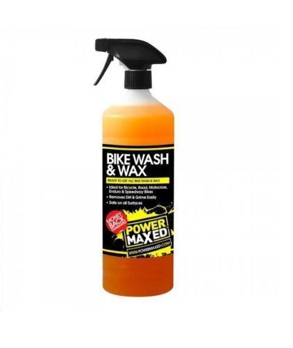 Power Maxed Heavy Duty Bike Wash Spray RTU 1ltr