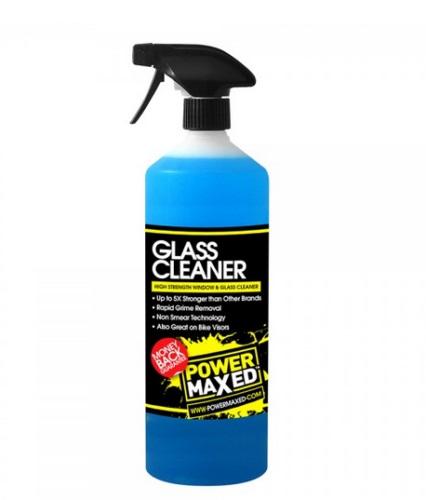 Power Maxed Window Glass Cleaner 30%  RTU 1ltr