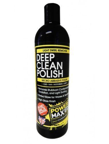 Power Maxed Deep Clean Polish (500ml)