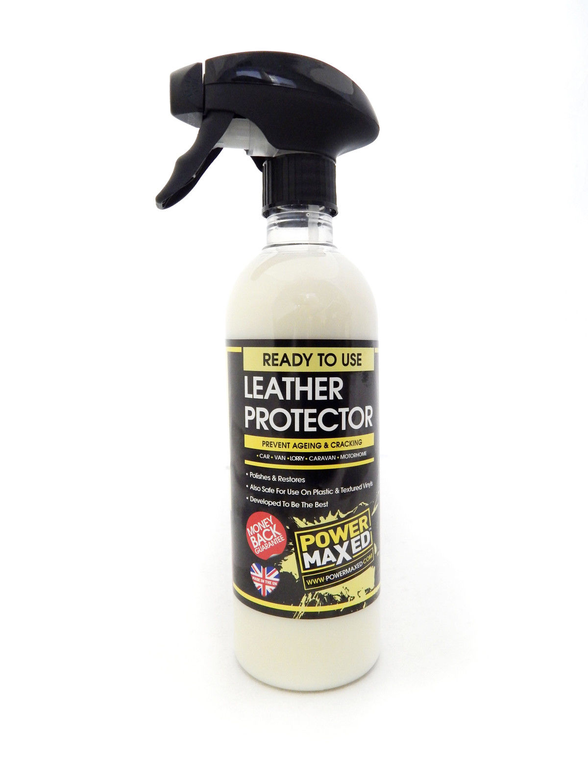 Power Maxed Leather Protector (500ml)