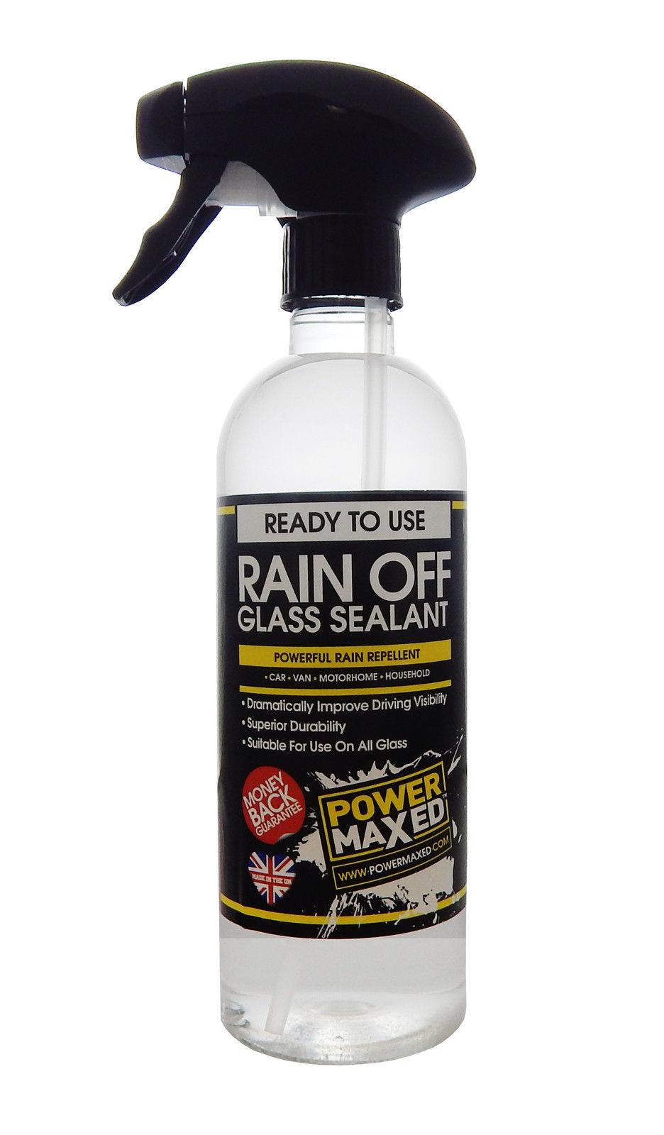 Power Maxed Rain Off Glass Sealant (500ml)